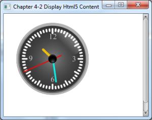 JavaFX 2.0 Analog Clock