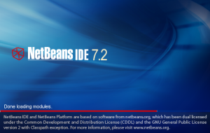 Launching NetBeans IDE