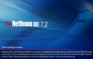 Launching NetBeans IDE